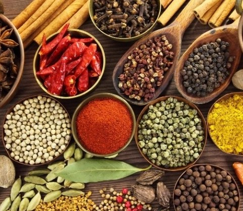 Snacks, Spices & Sauces